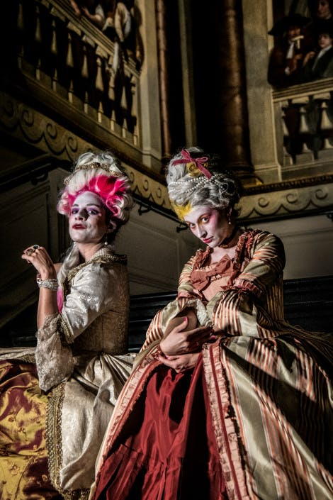 Queen Anne and her husband's mistress Henrietta Howard roam Kensington Palace. What secrets do these powerful women hold?