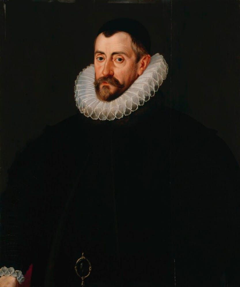 Portrait of Sir Francis Walsingham (circa 1532-1590)
