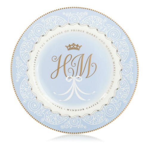 Royal Wedding 2018 official commemorative fine bone china plate