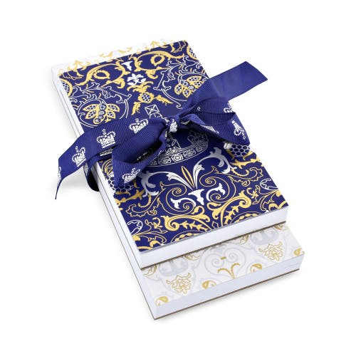 Royal Victoria list notepads set of two